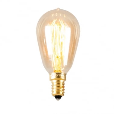 Ampoule à Filament en Épingle ST38 - E14 40W