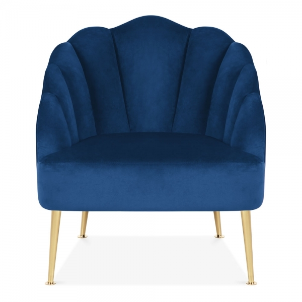 Cult Living Chaise Dappoint Evelyn Tapissee De Velours