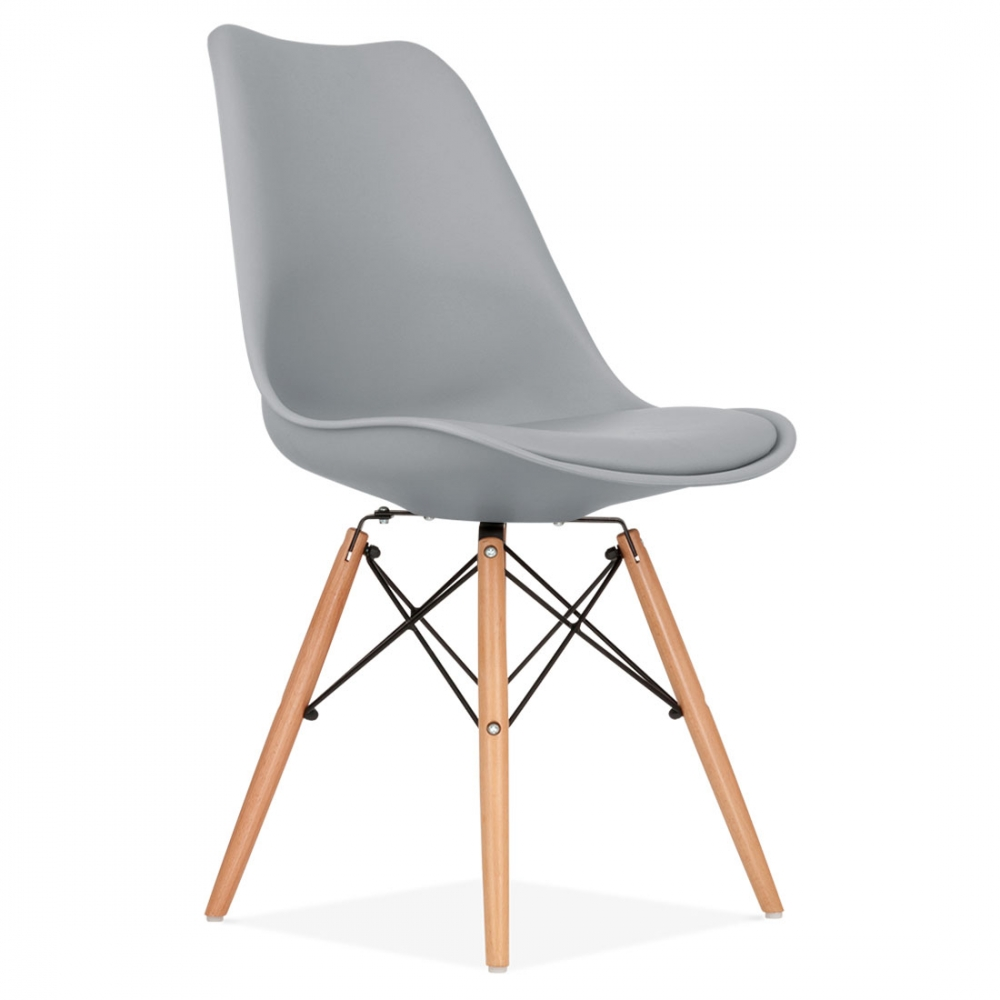 Chaise Eames Bois With Amazing