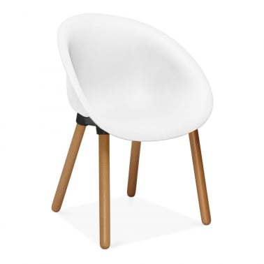 Cult living chaises en plastiquefiltered products suffix title for Chaise de salle a manger en plastique