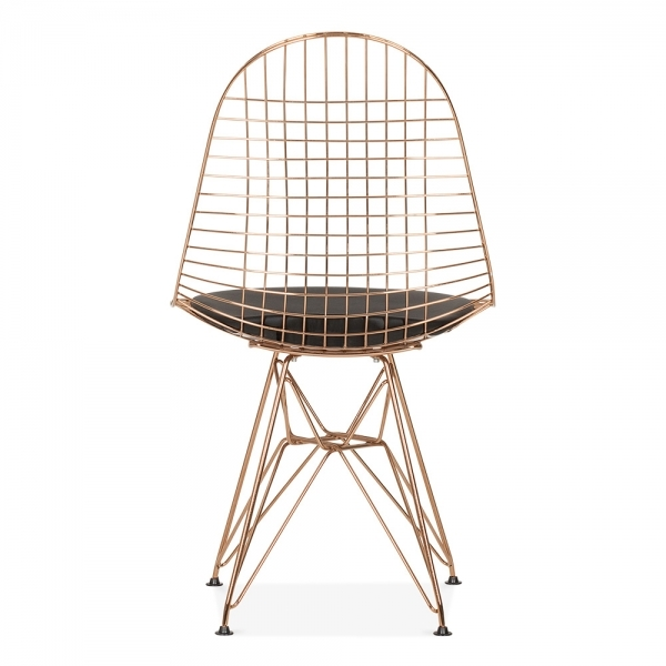 Fresh cherner style chair for Chaise en fil scoubidou