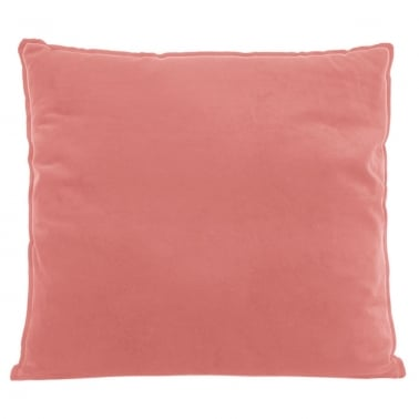 Coussin de Sol Extra Large, Tissu Velours, Rose