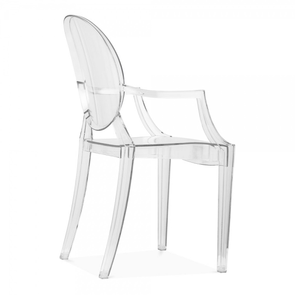 chaise louis ghost chaises victoria ghost chaises louis ghost avec fauteuil kartell transparent. Black Bedroom Furniture Sets. Home Design Ideas