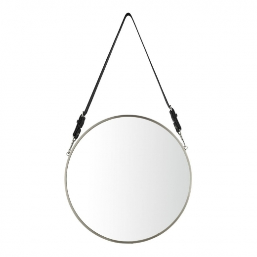 Cult Living Miroir Suspendu Aria, Chrome Mat