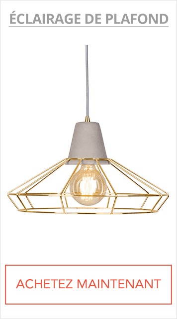 Navigation Banner - Pendant Lights FR
