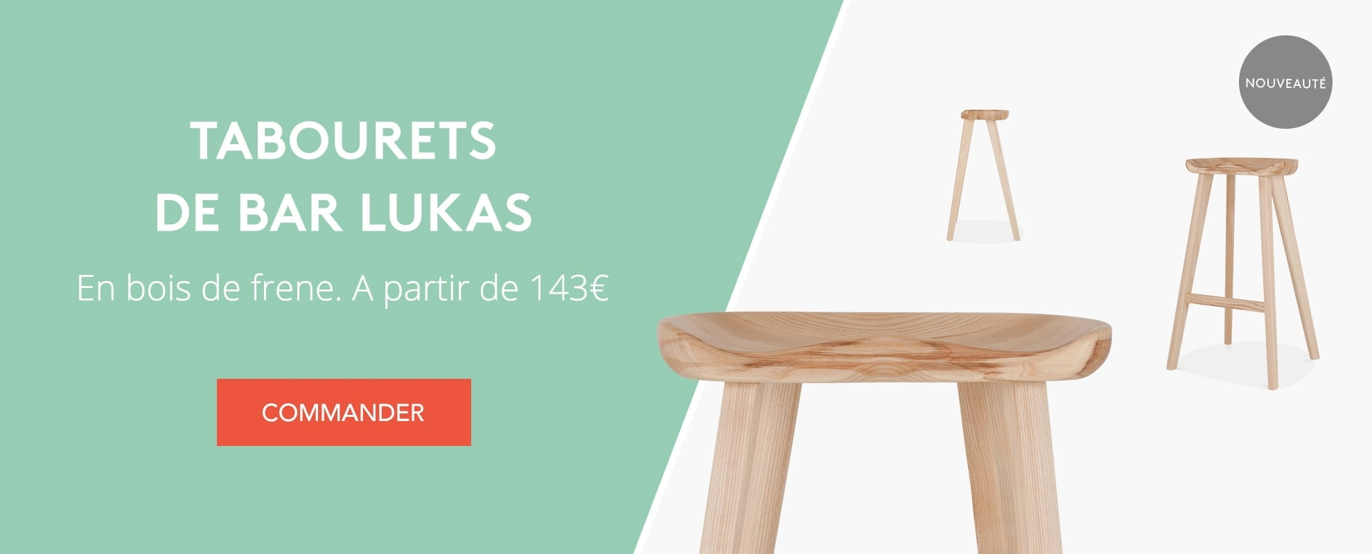 Lukas Bar Stool