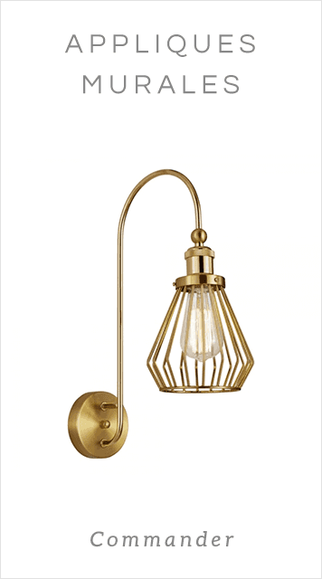 Lighting_Gaston Wall lamp