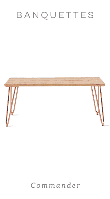 Furniture_Hairpin Bench