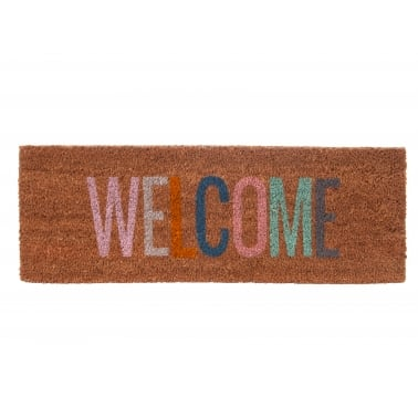 Paillasson Welcome – Multicolore