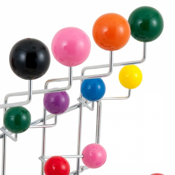 porte manteau hang it all chrome avec boules multicolores cult uk. Black Bedroom Furniture Sets. Home Design Ideas