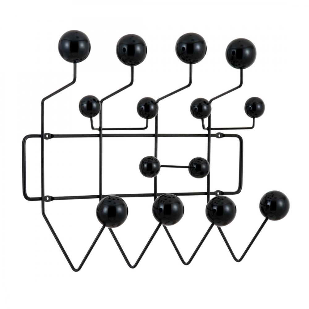 Porte manteau hang it all noir design moderne cult furniture - Porte manteau hang it all ...