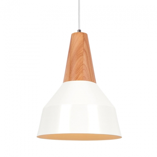 Cult Living Suspension Stockholm Cône - Blanc