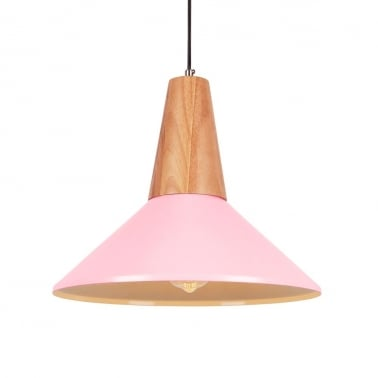 Suspension Stockholm Plat - Rose
