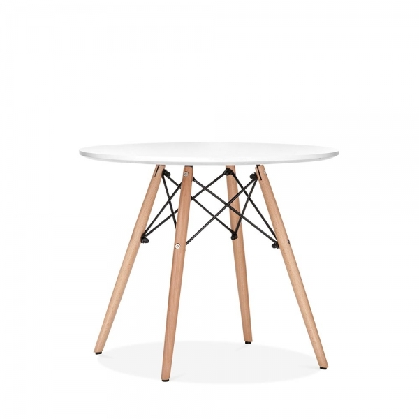 Table salle a manger blanche design valdiz for Table salle a manger design xxl