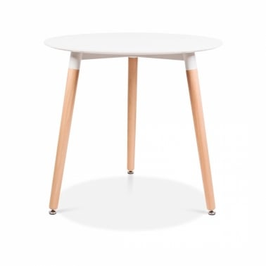 Edelweiss Round Dining Table by Cult Design
