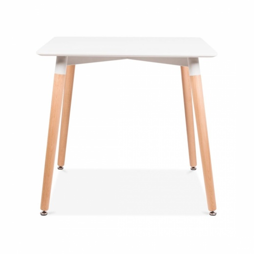 Cult Living Table Edelweiss Carrée - Blanc