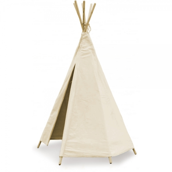 tipi d indien vilac pour enfants toile blanche cult. Black Bedroom Furniture Sets. Home Design Ideas